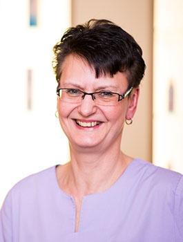Claudia Neuschröer, Administration, exam. Kinderkrankenschwester in der Praxis für Podologie Eickmann & Bangert in Hamm