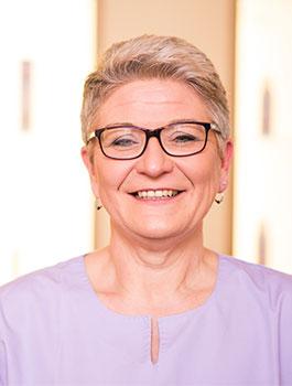 Katrin Schäfer-Nebelung, Podologin in Ausbildung in der Praxis für Podologie Eickmann & Bangert in Hamm